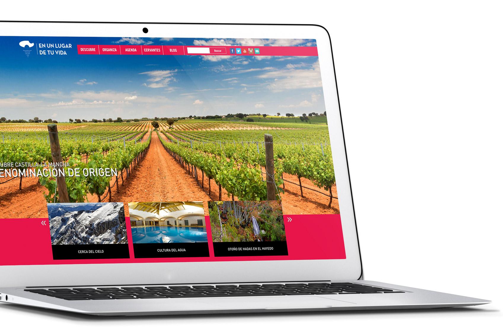 Descubre Castilla la Mancha de la mano del mejor recorrido documentado en una sola web.