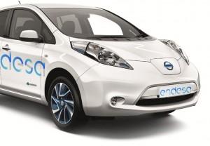 Diseño de vinilos para vehículos para Grupo Enel