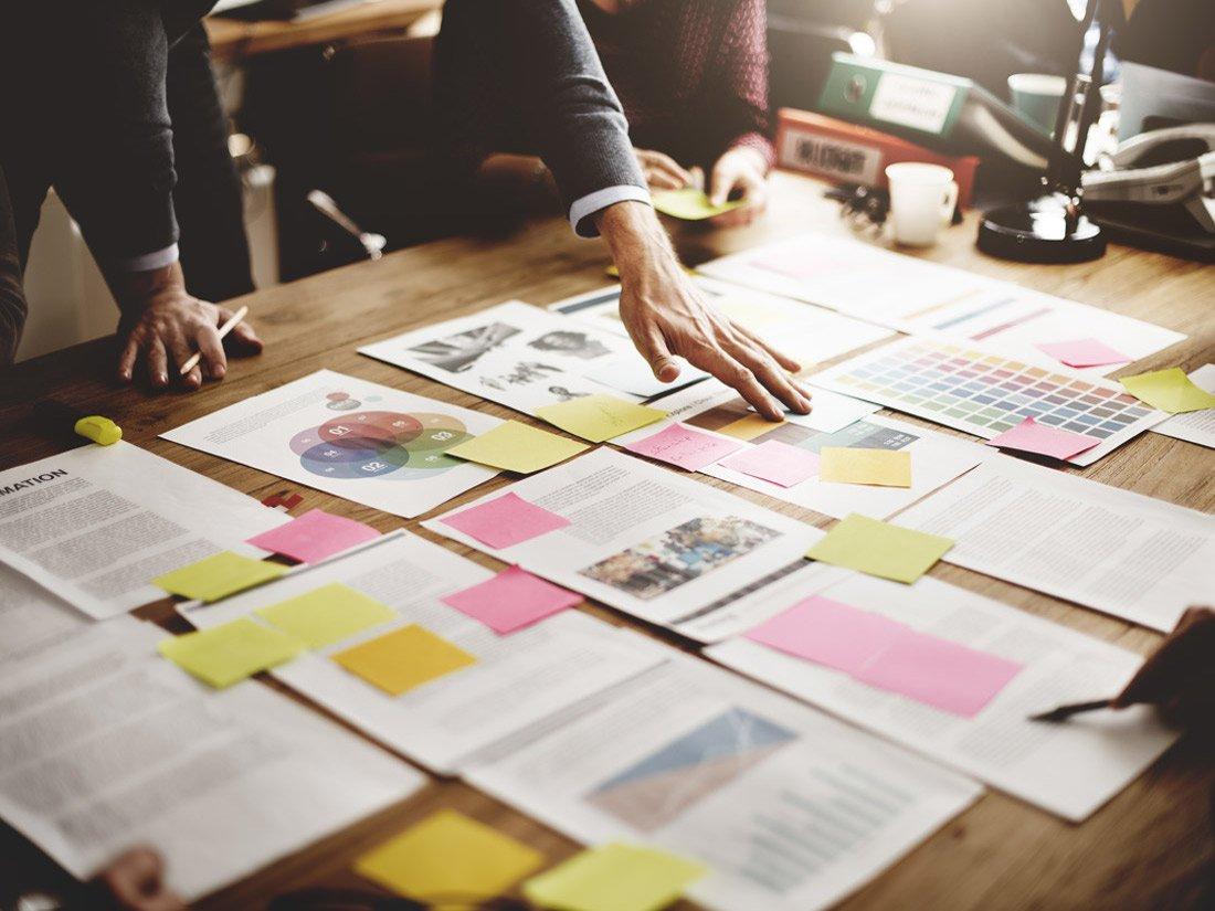 Consultoría y Diseño de Branding