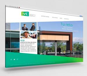 Diseño web para International Venture Consultants en Valencia