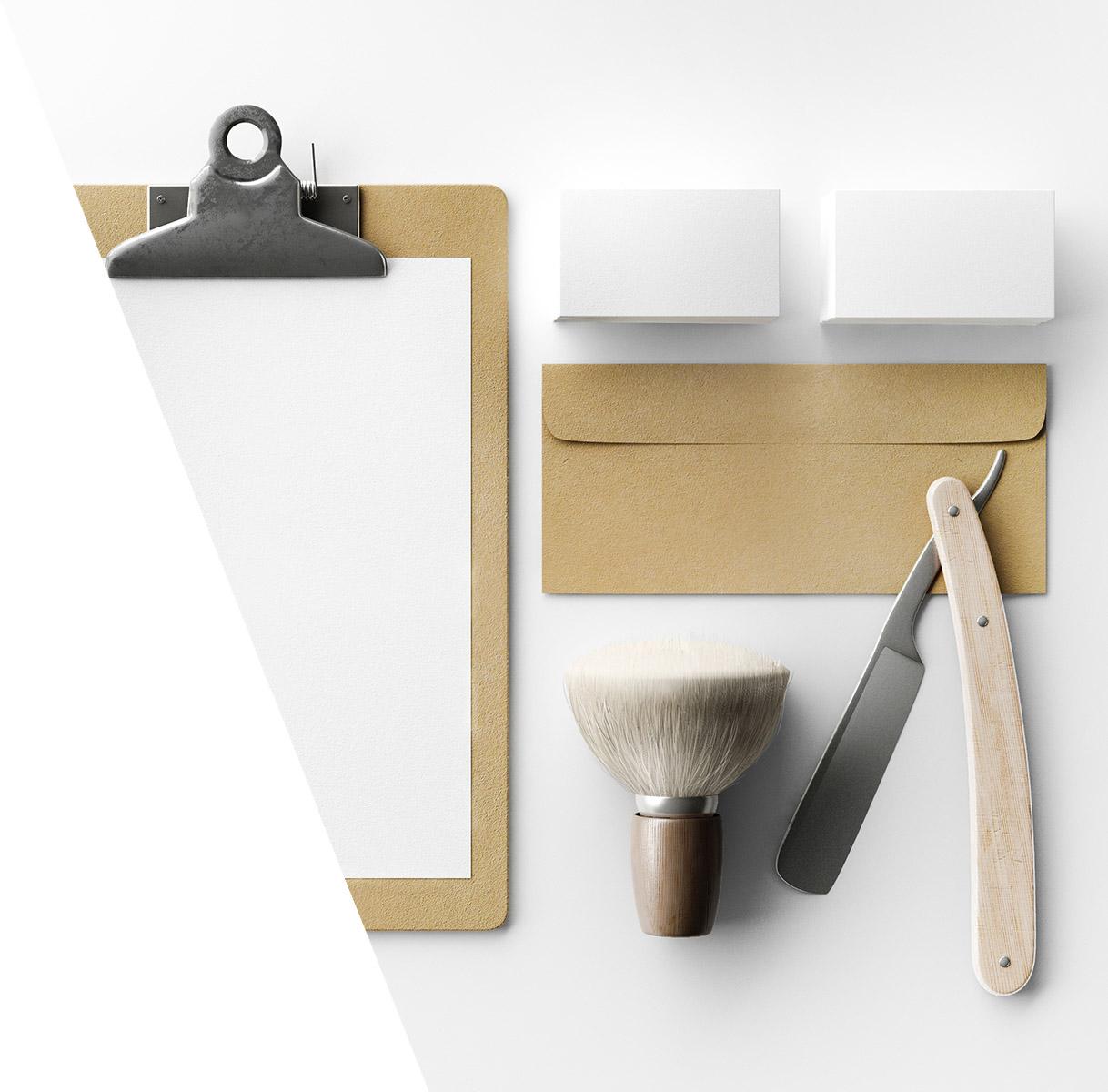 diseño de imagen corporativa, diseño de sobres, diseño de tarjetas, diseño de vinilos