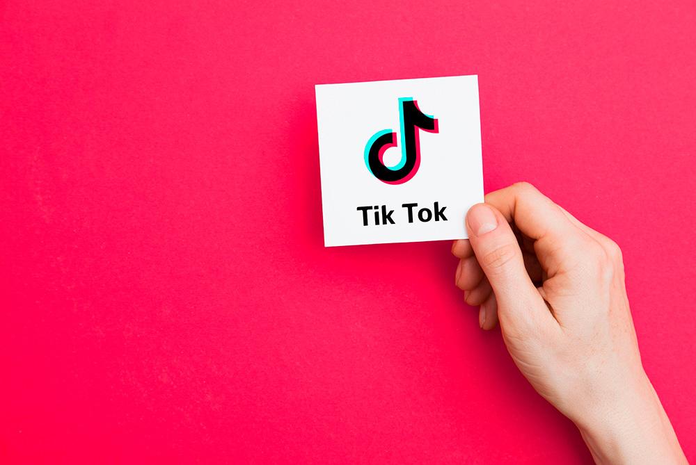 Publicidad en Tik Tok