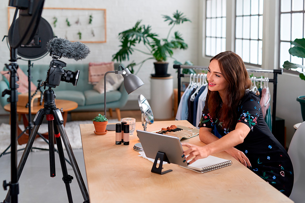 Influencers en Marketing Online